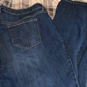 Old Navy Bootcut size 20 jeans